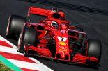 F1 | 【F1合同テスト2回目デイ4午前・タイム結果】ライコネンがトップ。トロロッソは91周を走行し3番手