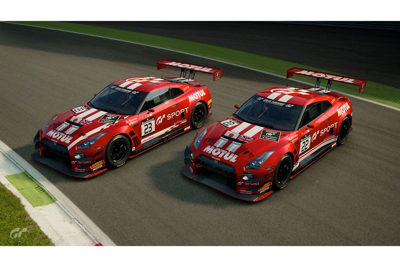 ブランパンGTにRJNからモチュール/GT SPORTカラーのニッサンGT-RニスモGT3が2台参戦へ
