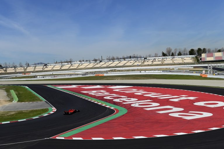 F1 | 【F1合同テスト2回目デイ4・タイム結果】ライコネンと復帰アロンソが17秒台。トロロッソ・ホンダ 156周走行