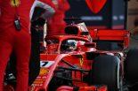 F1 | ライコネン最速も終盤にドラマ。パワーユニット交換のアロンソが首位に迫る/F1テスト2回目デイ4