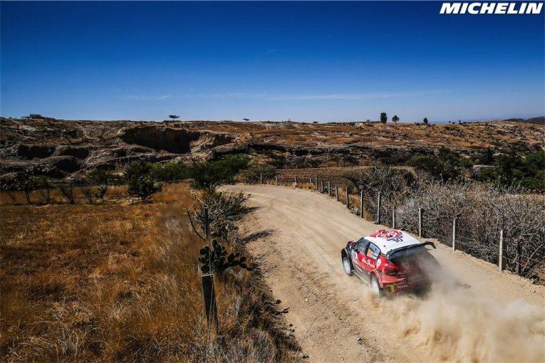 ラリー/WRC | 【順位結果】WRC第3戦メキシコ SS10後
