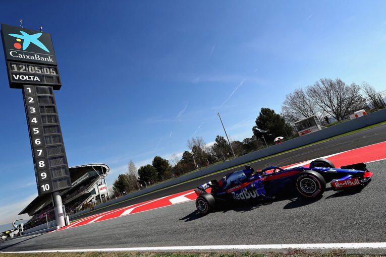 F1 | トロロッソ・ホンダ密着:最終日は156周を走破。不具合を解析し開幕戦のポイント獲得に期待