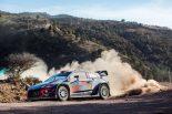 ラリー/WRC | WRC:復帰戦のローブ、首位ヒュンダイに迫る2番手に。トヨタは2台がリタイア