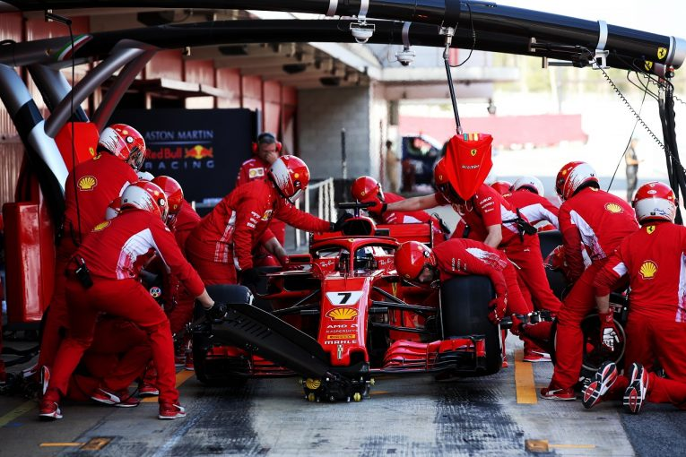F1 | フェラーリのライコネン、レースシミュレーションを終え「優れたパッケージだと感じる」