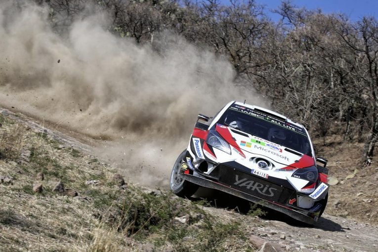 ラリー/WRC | WRC:トヨタ、2台が戦列を離れるもタナクが奮闘。「クレバーな走り」とマキネンも称賛