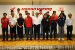 スーパーフォーミュラ | ホンダの四輪&二輪選手が集結。スーパーフォーミュラと全日本ロードでの王座獲得誓う