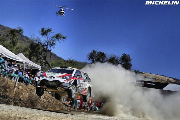 ラリー/WRC | 【順位結果】WRC第3戦メキシコ デイ3 SS19後