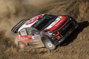 セバスチャン・ローブ(シトロエンC3 WRC)