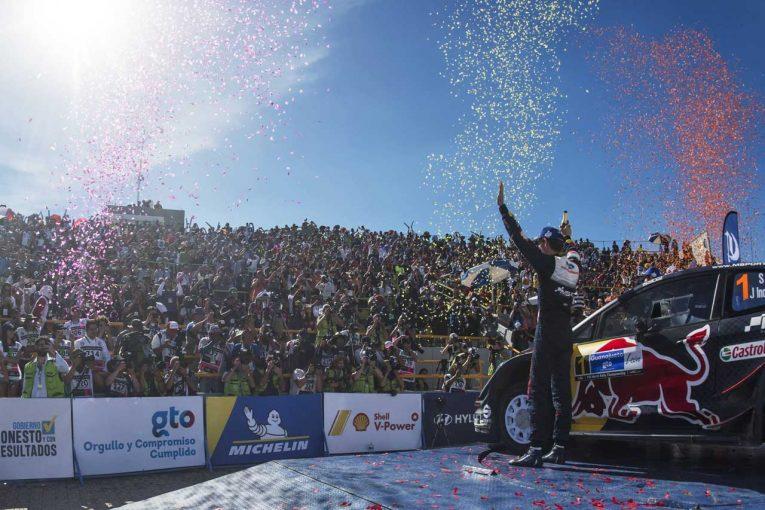 ラリー/WRC | 【順位結果】WRC第3戦メキシコ 暫定総合