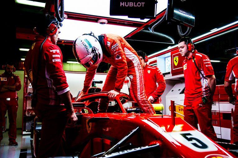 F1   悲願の王座奪還に向け、高速レイアウト重視へと方針転換したフェラーリ/F1オフシーズンテスト総括(1)
