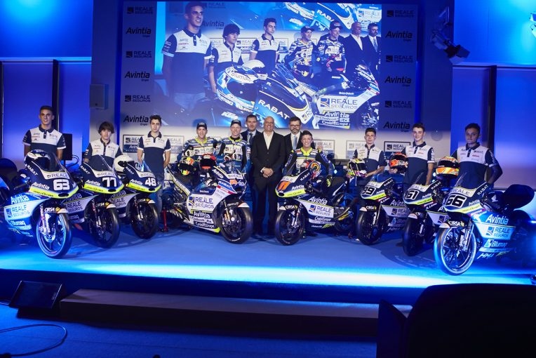 MotoGP | ドゥカティのサテライトチーム、アビンティア・レーシングが2018年体制発表