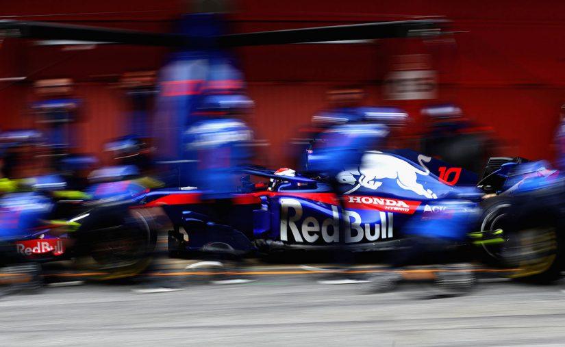 F1 | 予選Q3への可能性と課題。合同テストで見えたトロロッソ・ホンダの現在地/全チーム戦力分析(2)