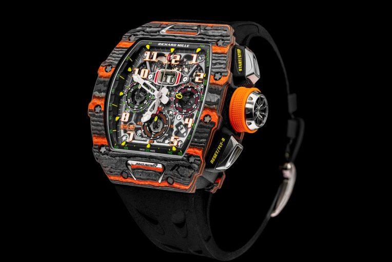 meet d24c2 6d542 価格は2020万円。マクラーレンとリシャール・ミル、コラボ腕時計 ...