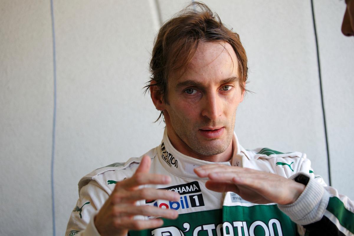 アンドレ・クートが国内レースに復帰。スーパー耐久ST-XクラスでアウディR8をドライブへ