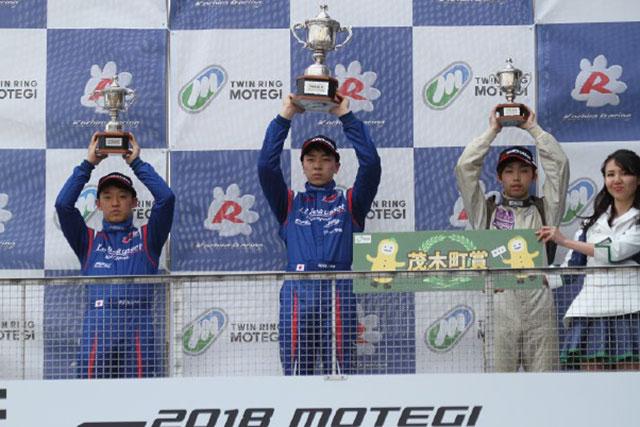国内レース他   スーパーFJ:Le Beausset Motorsports 第1戦もてぎ レースレポート