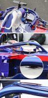 F1新車分析:トロロッソSTR13