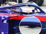 F1 | 【F1新車分析】トロロッソ・ホンダSTR13:ハロにもひと工夫。手堅さと独創性をちりばめたマシン作り