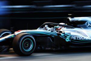 第2回バルセロナテスト:ルイス・ハミルトン