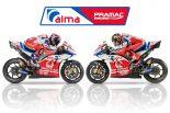 マシンカラーリングを公開したアルマ・プラマック・レーシング