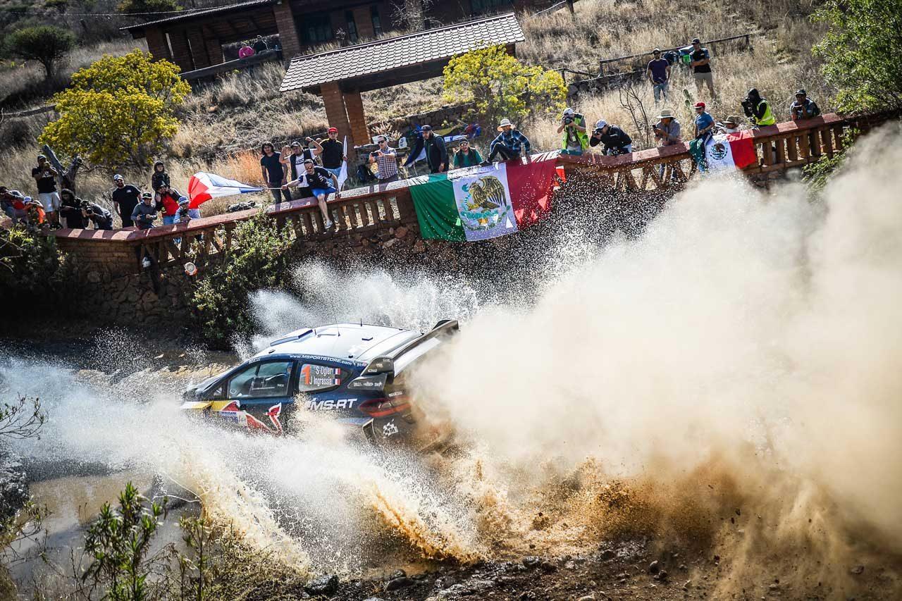 【動画】2018年WRC世界ラリー選手権第3戦メキシコ ダイジェスト