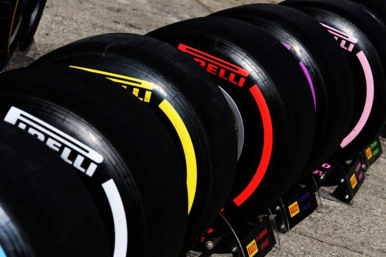 F1 | ピレリ、F1合同テストで得られた新コンパウンド各種のスピード差データを分析中