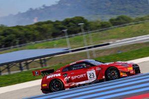 GT SPORT・モチュール・チームRJNのニッサンGT-RニスモGT3