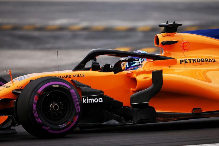 曙ブレーキがテクノロジーパートナーを務めるマクラーレンF1