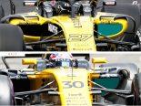 F1新車分析:ルノーRS18