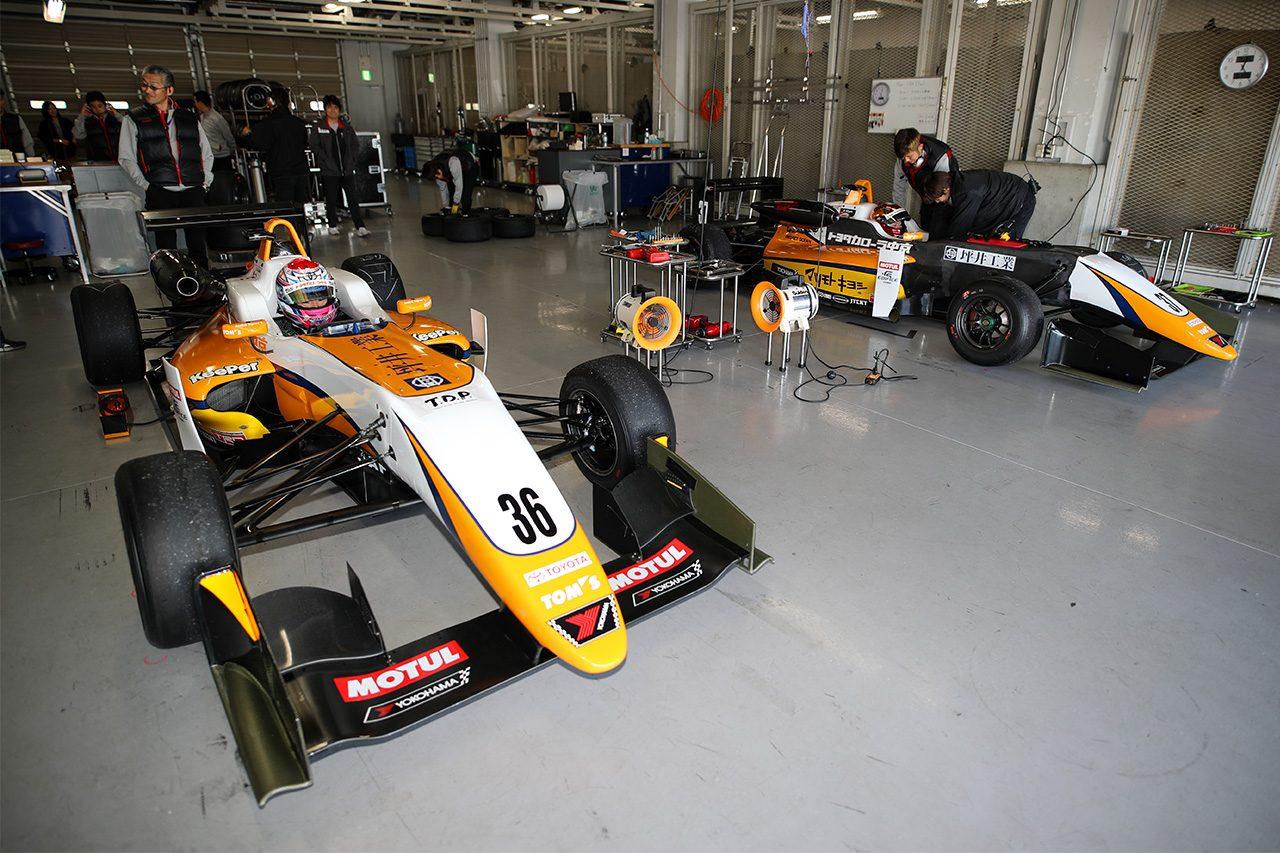【タイム結果】全日本F3選手権 鈴鹿合同テスト