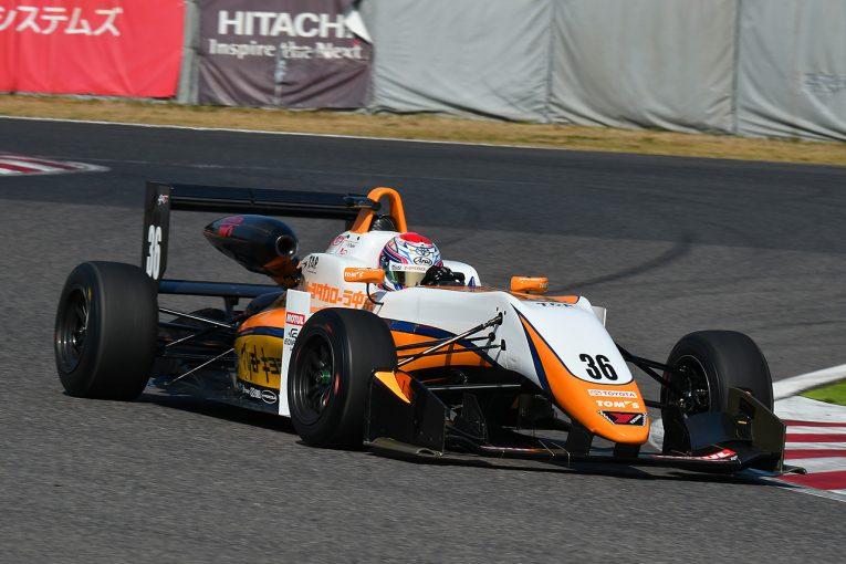 国内レース他   全日本F3鈴鹿合同テスト:坪井が2日連続のトップタイム。宮田、阪口が続く