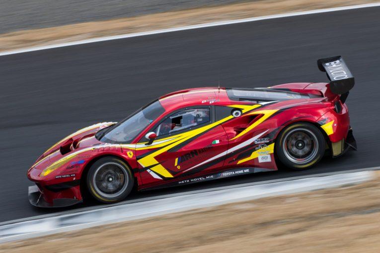 ル・マン/WEC | ARN RACING、ブランパンGTアジアに挑むカラーとドライバーを発表。伊藤大輔の参戦決定