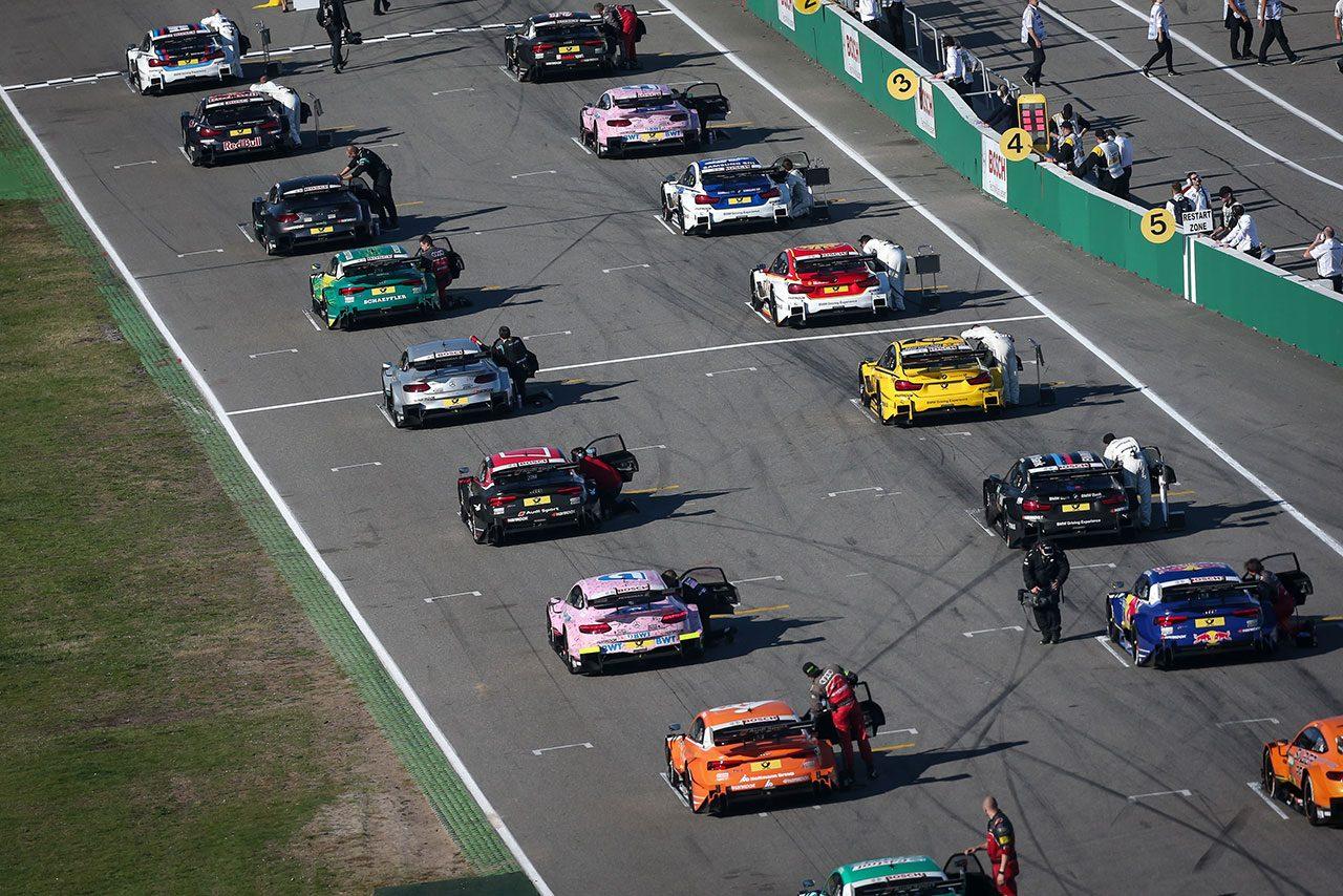 イタリア・ミサノ大会はシリーズ初のナイトレース。DTM、2018年タイムスケジュール概要を発表