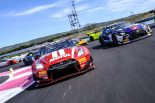 GT SPORT・モチュール・チームRJNが走らせる2018年型ニッサンGT-RニスモGT3