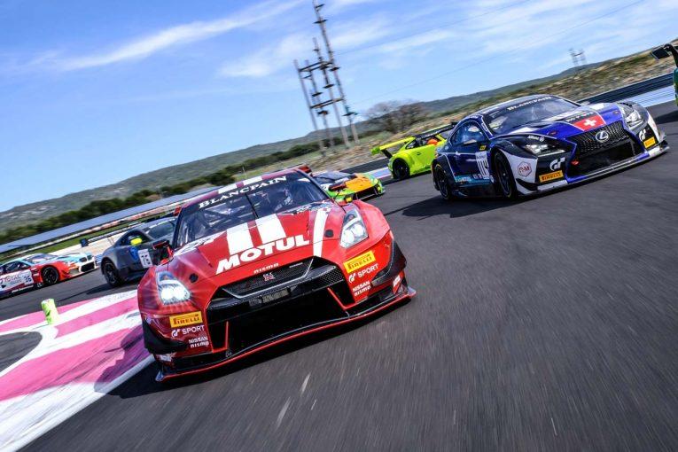 ル・マン/WEC   ブランパンGT:新型GT-Rの「進化大きい」とオルドネス。公式テストはベントレー最速