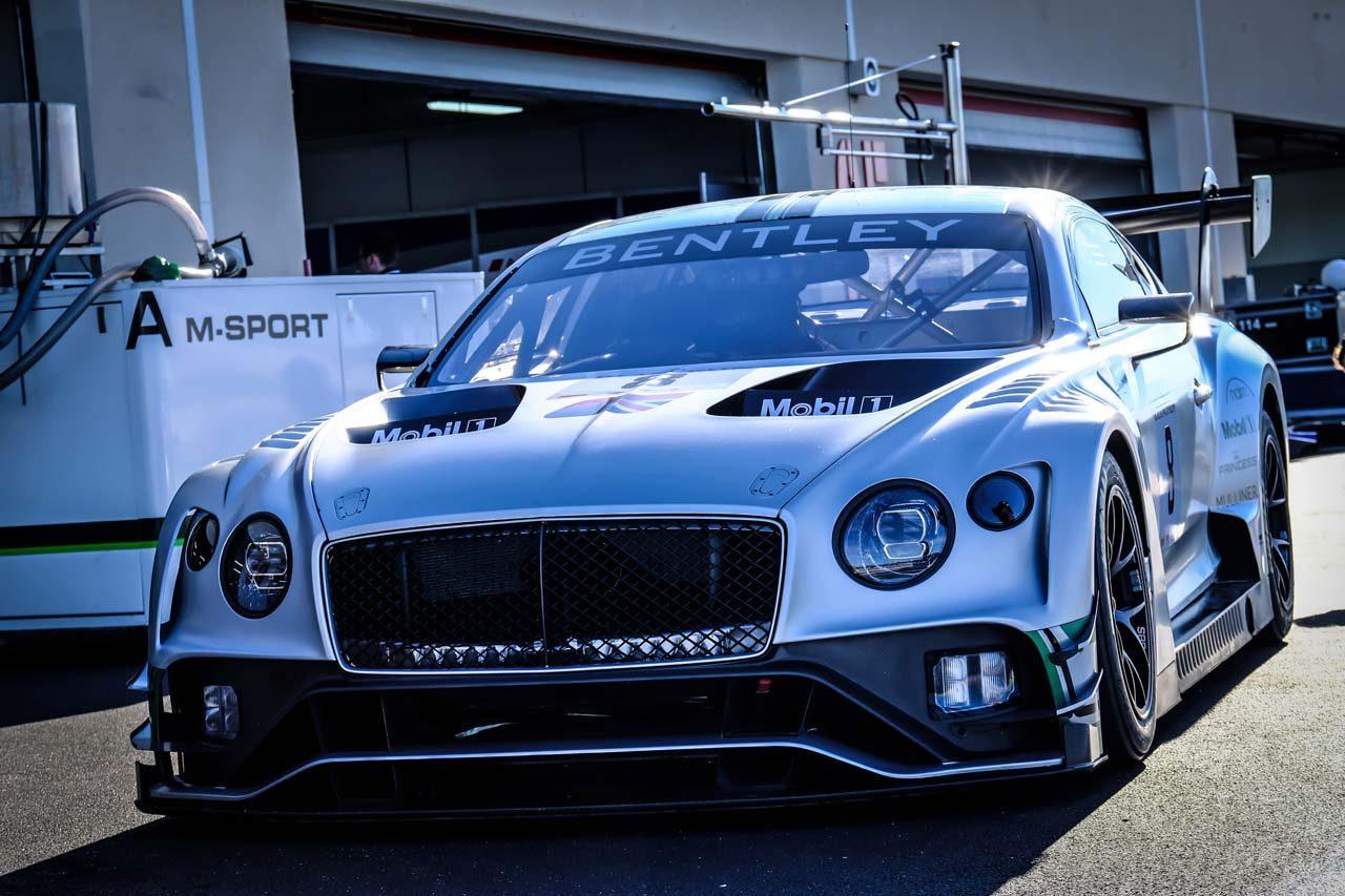 ブランパンGT:新型GT-Rの「進化大きい」とオルドネス。公式テストはベントレー最速
