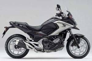 NC750X<ABS> E Package (マットガンパウダーブラックメタリック)