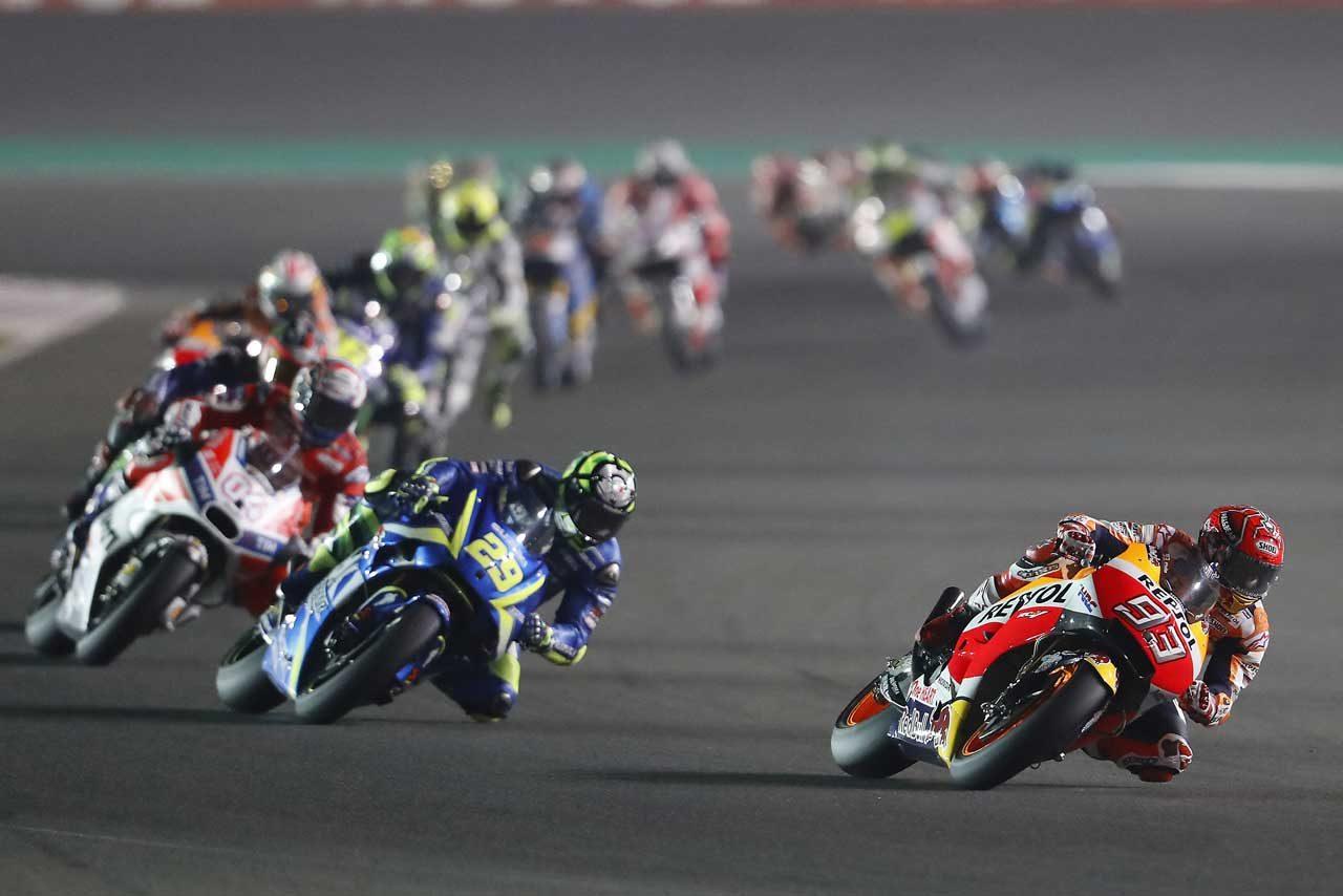 MotoGPカタールGPプレビュー: