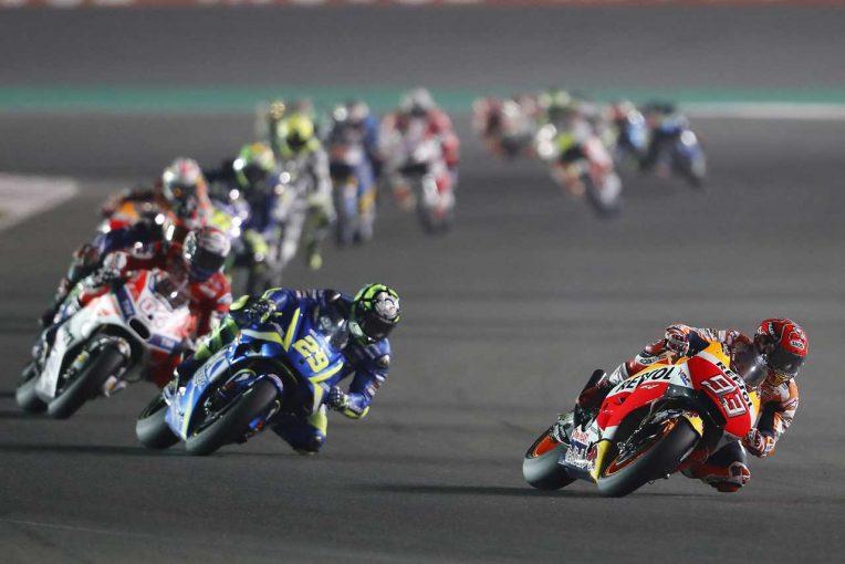 MotoGP | MotoGPカタールGPプレビュー:2018年も接戦か。中上の挑戦がいよいよスタート