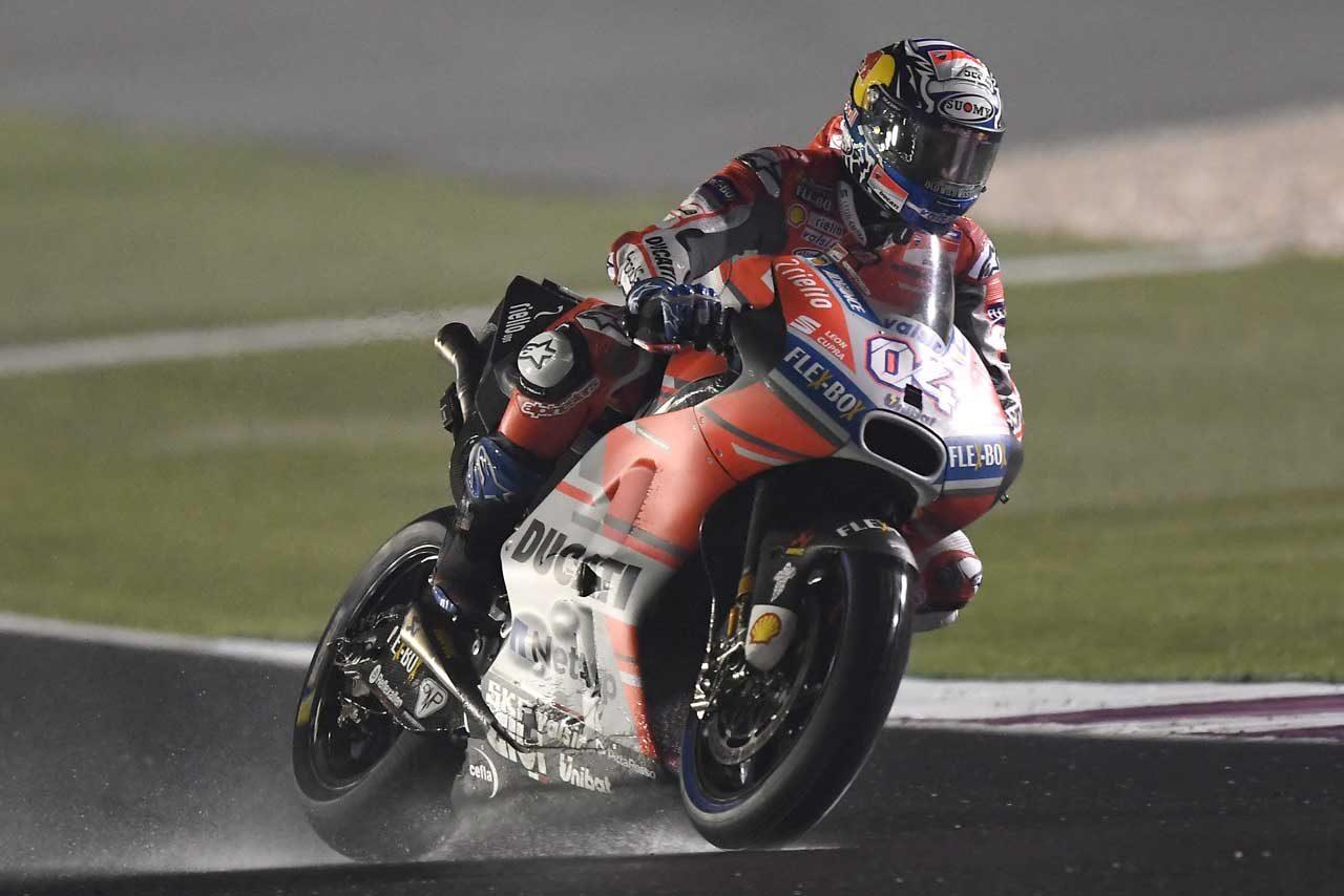MotoGP:ドビジオーゾ、開幕戦に「大きな自信を持って臨むことができる」