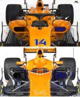 F1新車分析:マクラーレンMCL33