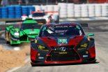 ル・マン/WEC | IMSA:3GTレーシング、レクサスRC Fのカラーを大胆変更。セブリングで新色デビュー