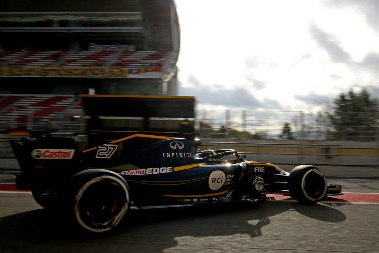 F1   実力あるドライバーとワークスならではの開発力。ルノーの昨年以上の活躍に期待/全チーム戦力分析(7)