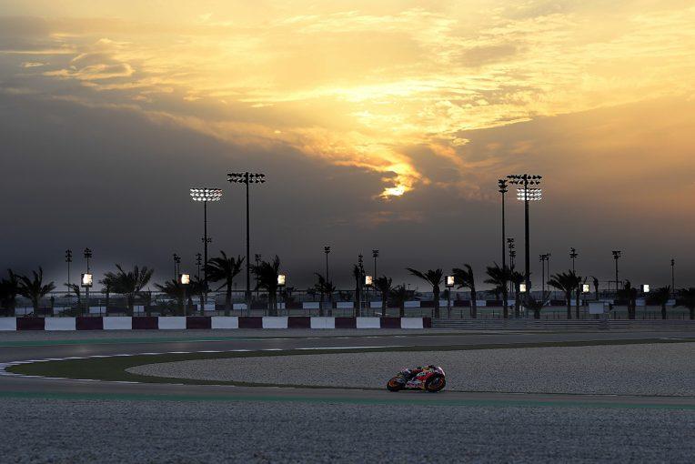 開幕戦カタールGPの舞台、ロサイル・インターナショナル・サーキット