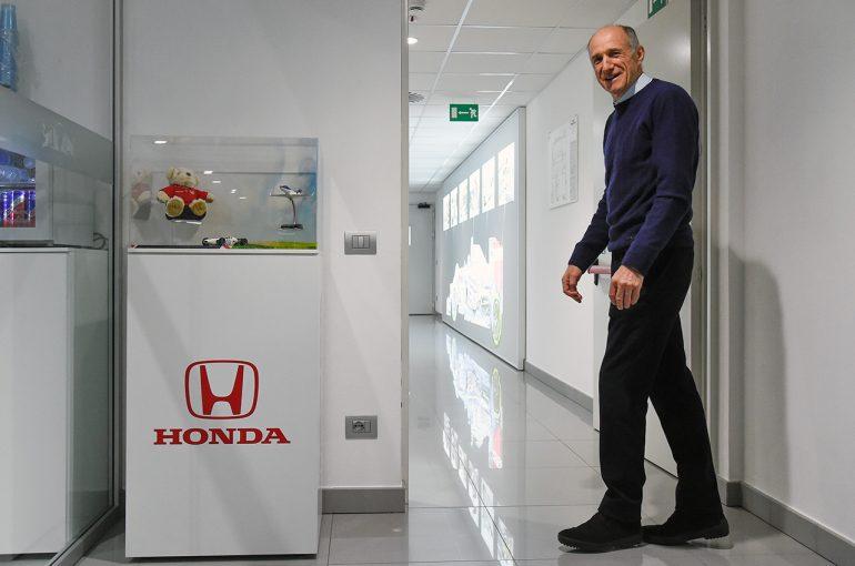 F1 | 【特別インタビュー】トロロッソ代表フランツ・トスト(1)チームの成り立ち、ホンダとの交渉のはじまり
