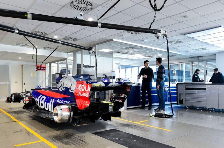 F1   【特別インタビュー】トロロッソ技術責任者ジェームス・キー(1)ホンダとの開発作業、最初のミーティングでの驚き