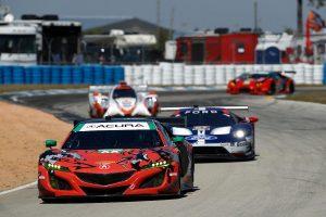 マイケル・シャンク・レーシングの93号車NSXはフリープラクティスでクラッシュ。予選は出走できず。