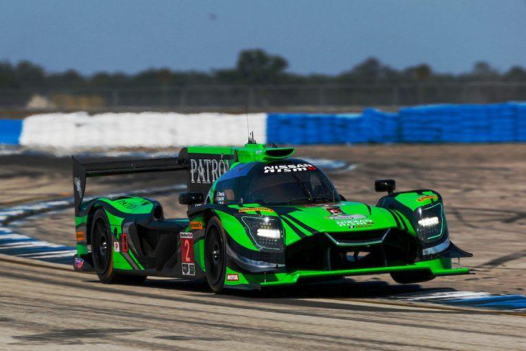 ル・マン/WEC | IMSA:第2戦セブリング、ニッサンDPiがフロントロウ獲得。GTLMクラスはBMW M8 GTE初ポール
