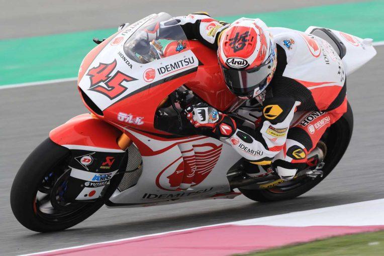 MotoGP | イデミツ・ホンダ・チーム・アジア 2018MotoGP第1戦カタールGP 予選レポート