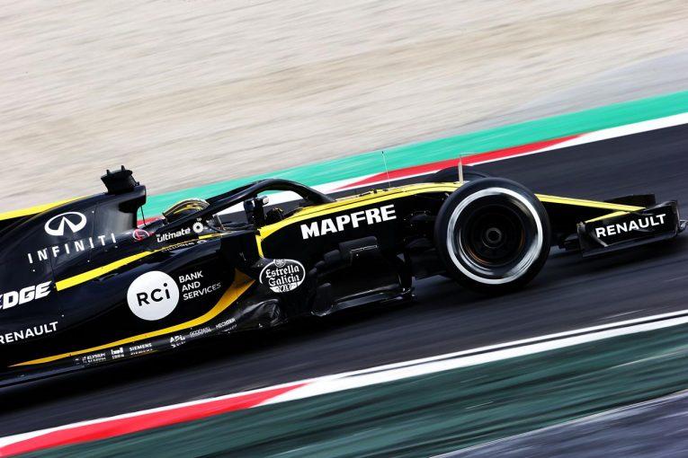 F1 | 好調ルノーに不安材料を抱えるウイリアムズ。中団争いの行方は/F1オフシーズンテスト総括(6)