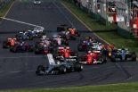 2018年F1第1戦オーストラリアGP、TV放送&タイムスケジュール
